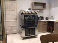 Unox Bakertop intelligent confectionery oven