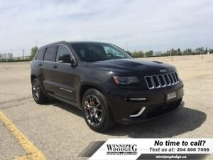 2014 Jeep Grand Cherokee SRT AWD w/Sunroof *NEW TIRES*