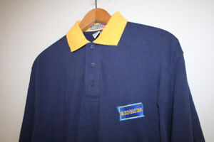 Looking for a Blockbuster Video polo shirt