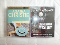 AGATHA CHRISTIE BBC AUDIO CRIME CASSETTES