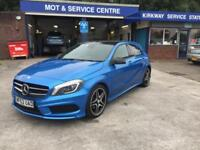 2014 Mercedes A200 CDI A class AMG Sport PAN ROOF FULL MERC HISTORY warranty