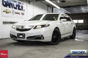 2013 Acura TL w/Tech Pkg includes snow tires and rims