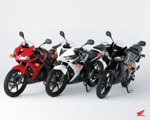 Wanted CBR125