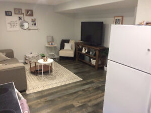 Recently Renovated Basement Apartment for Rent