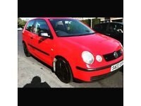 Volkswagen polo fully working