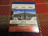 PILOTS EYE - BluRay Disc - Pilot's View of Flight from Vienna to Tokyo (English Subtitles)