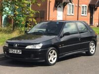 Peugeot 306 GTi6 Rare car Low mileage Last owner 10 years