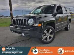 2017 Jeep Patriot High Altitude
