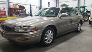 2004 Buick LeSabre Limited Sedan -- EXCELLENT CONDITION --