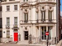 Office Space Mayfair W1 | Modern, Flexible & Affordable- Private Office Space to Rent - London