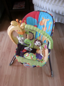 Fisher Price Bouncy Chair For Sale