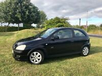 Vauxhall Corsa SXI Low Mileage with long MOT 10 Month