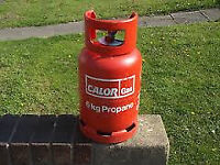 Calor gas propane 6kg full gas bottle