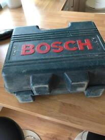 Bosch 110 vault planet