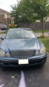 2003 Mercedes-Benz very good condition/Low Millage