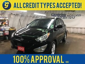 2013 Hyundai Tucson GL*AWD*LEATHER*PHONE CONNECT*HEATED FRONT SE