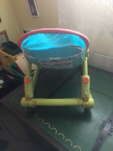 Portable rocker Fisher price