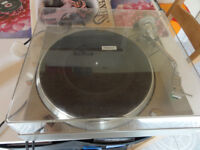 Vintage PIONEER PL-3000 QUARTZ PLL DIRECT DRIVE TURNTABLE with original Box