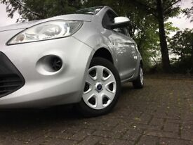 Ford KA 1.2 Style 3dr (2009) Petrol, Manual (only 45,000 miles)