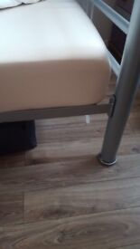 Memory Foam Mattress (Double Bed) Hardly Used!
