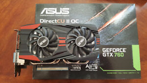 ASUS GeForce GTX 760 2GB