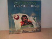 Cat Stevens Greatest Hits vinyl LP