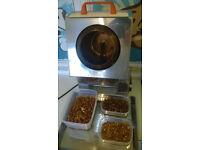 sweet nut machine nut roasting machine caramalized