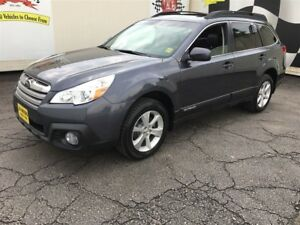 2014 Subaru Outback 2.5i Limited, Navigation, Leather, Sunroof,