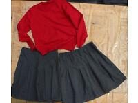 Primary school uniform items