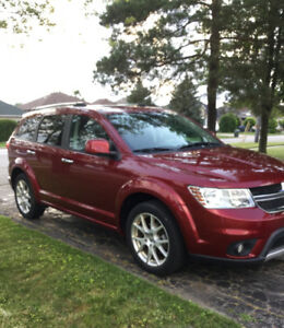2011 Dodge Journey SUPER LOW KM'S