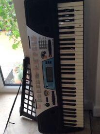 Yamaha PSR-170 electric keyboard