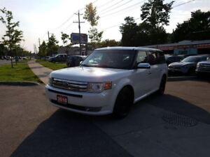 2010 Ford Flex LIMITED V6 AWD LTHR NAV ROOF CAMERA