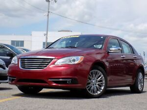 Chrysler 200 LIMITED CUIR/TOIT/PLAN OR