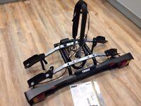 Thule 9502 Tow Bar Mounted Double Bike Rack
