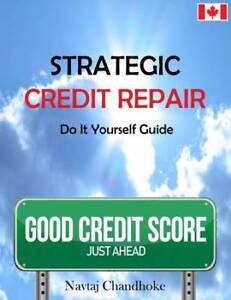 Do It Yourself Credit Repair Guide for Grande prairie Residents