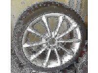 Vauxhall Astra, Zafira, Vectra x4 17inch Tyres & Alloys 4 Studs Wheel