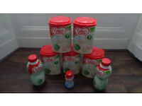 5 Cow&Gate tins of powder milk + 3 bottles of ready milk for £30 for sale