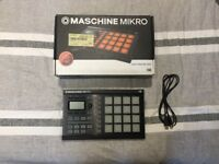 Maschine Mikro with Usb and Box (No software)