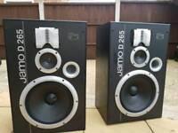 Pair of Jamo 265 c Speakers