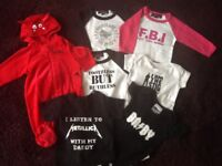 Novelty Baby Clothes 0-6 months