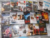 DVD Selection -Thrillers, War and Horror