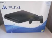 PlayStation 4 new sealed