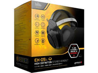 Gioteck EX-05S Universal High Definition Stereo Headset (PS4/PS3/Xbox360/Mac/PC DVD)
