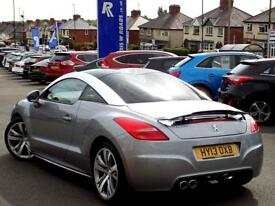 PEUGEOT RCZ 2.0 HDi GT 2dr 163 BHP * Full Leather * * Leather (grey) 2013