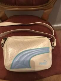 Puma Ladies Over the Shoulder Bag