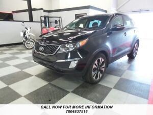 2013 Kia Sportage SX LEATHER