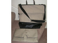 Bugaboo donkey Changing bag in Sand - with a folding Changing mat