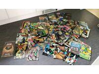 DC comic collection, Batman, Superman, Green lantern