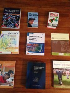 Developmental Services Worker textbooks