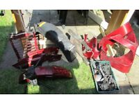 Airhead BMWR80RT Monoshock model Job lot bits and pieces (some parts will fit other models)